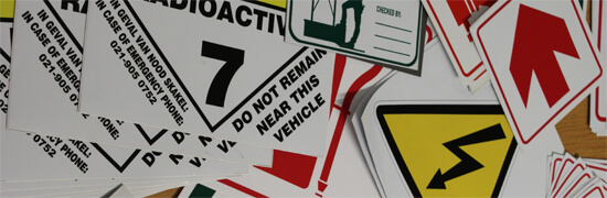 Safety Signs - Otto Signs